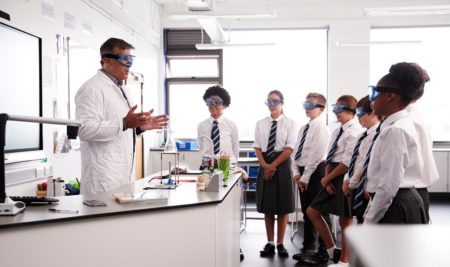 Getting the most from school experience visits
